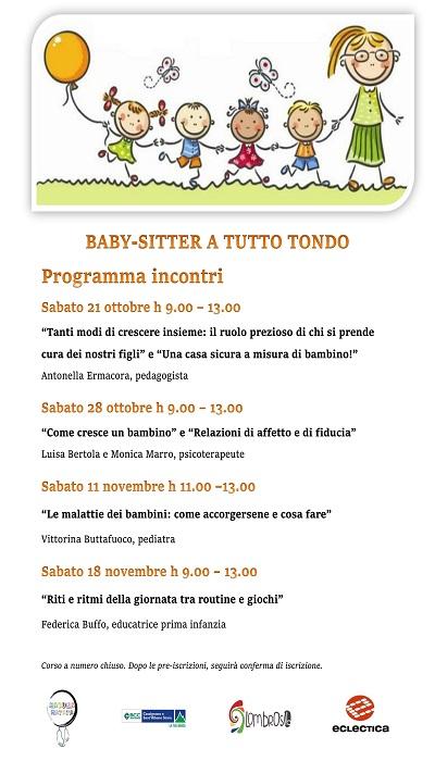 Locandina Corso Baby Sitter2